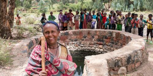 Caritas International Belgium Teamwork in a changing world