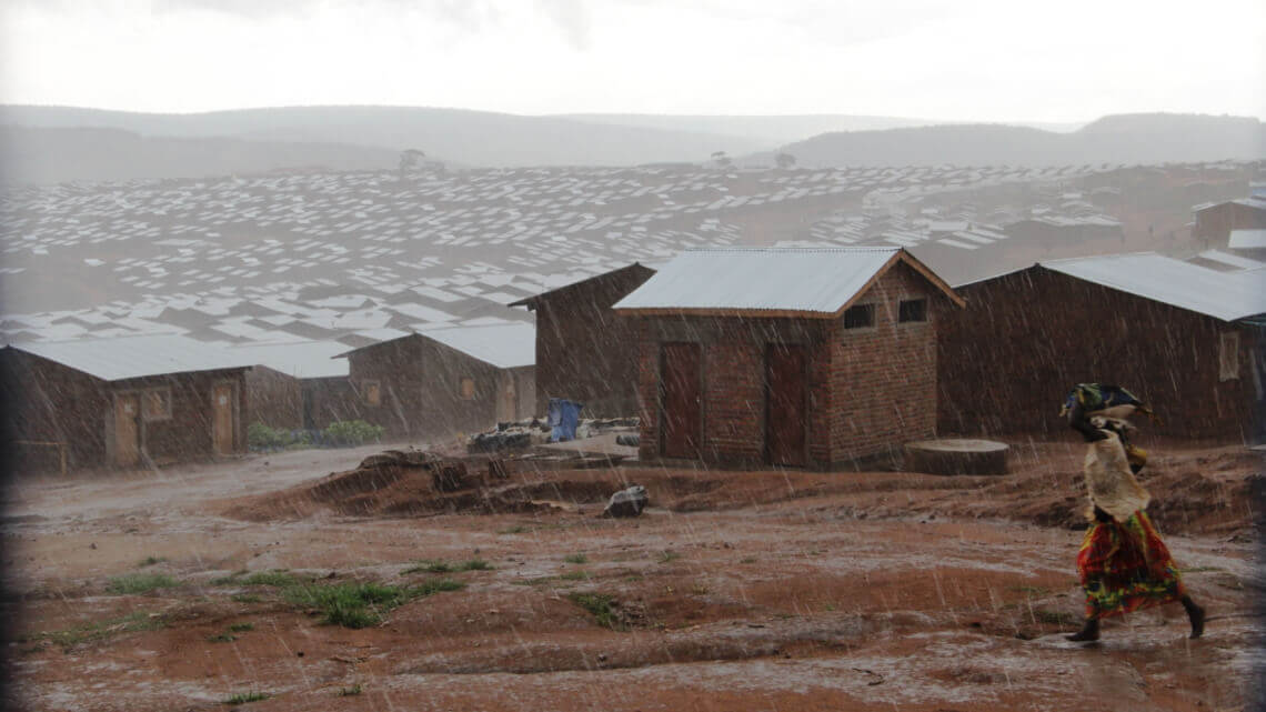 Caritas International België Ondersteuning van Burundese vluchtelingen in het kamp Mahama