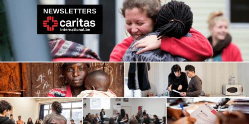 Caritas International Belgique DU SUR-MESURE AU PLUS PRÈS DE VOS INTÉRÊTS