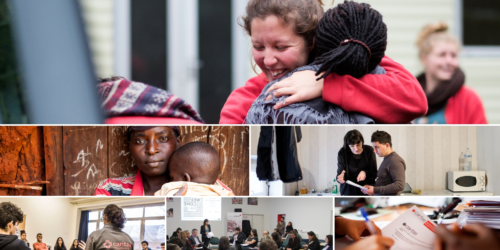 Caritas International België Maatwerk op basis van uw interesses