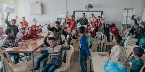 Caritas International Belgique Retour sur l'année 2018