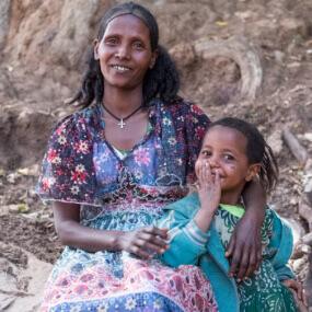 Caritas International Moins d'eau insalubre, moins de maladies