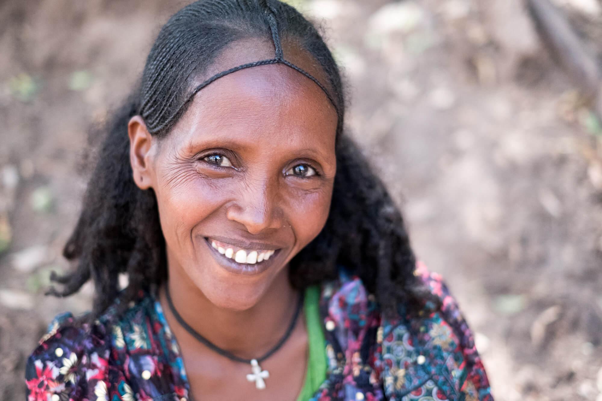Caritas International België Het verhaal van Mihret