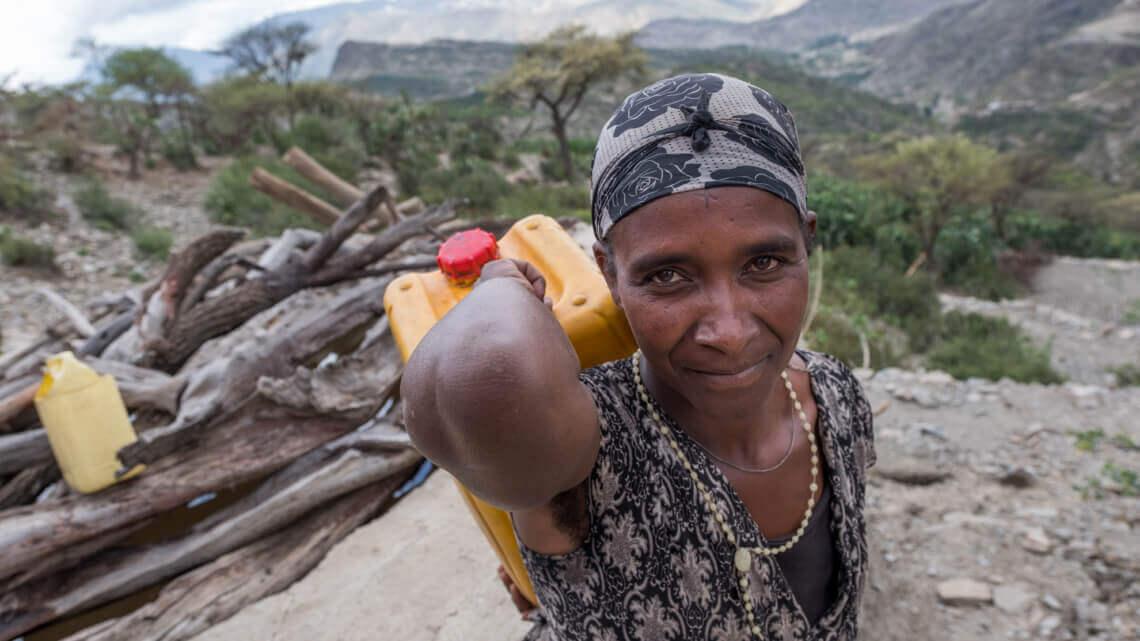 Caritas International Amélioration durable de la sécurité alimentaire à Ganta-Afeshum et Gulomakda