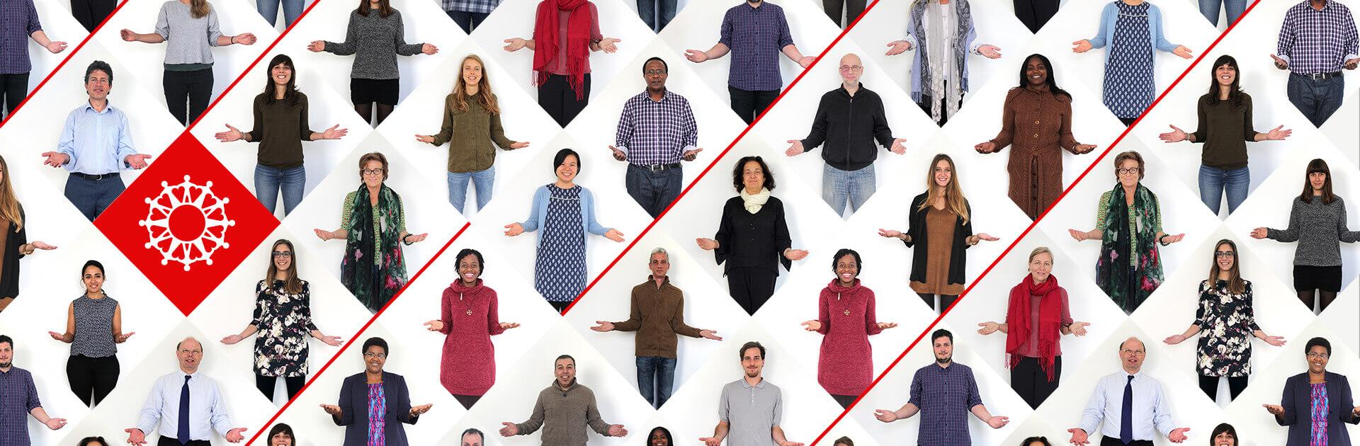 Caritas International Belgique Partager le chemin #ShareJourney