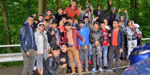 Caritas International Belgique Ensemble au camp découverte pour l'été
