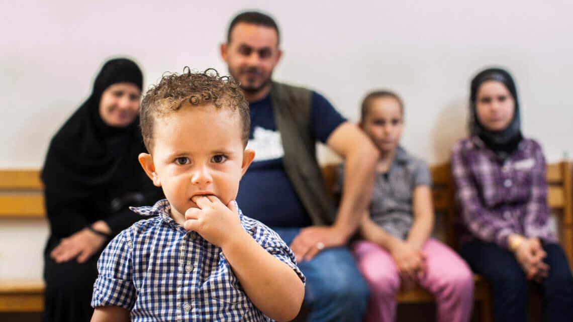 Caritas International België België kan meer vluchtelingen hervestigen