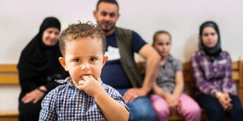 Caritas International België kan meer vluchtelingen hervestigen