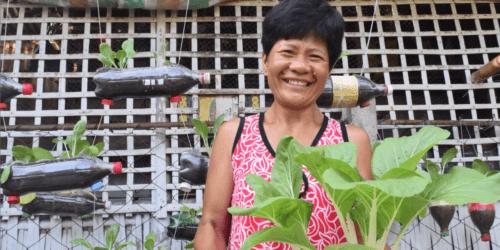 Caritas International Belgique Et après le typhon Haiyan ? Des récits pleins d'espoir