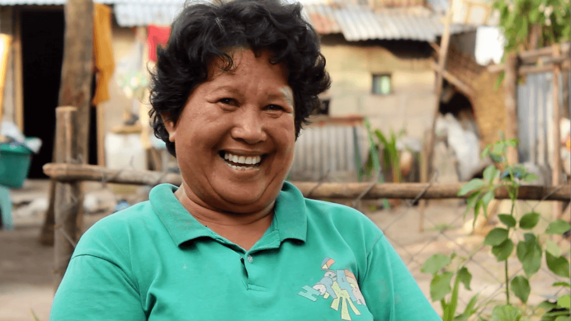 Caritas International Hoopvolle verhalen uit het post-Haiyan tijdperk