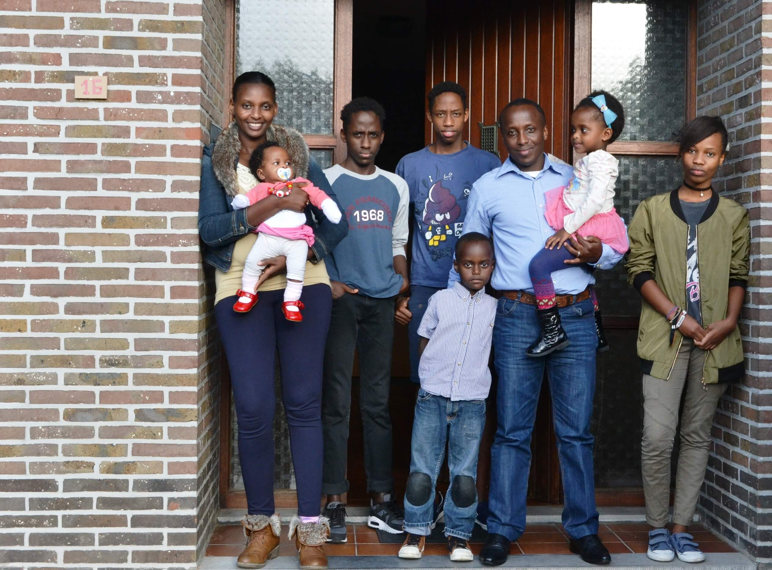 Caritas International Belgium Espérance and Fidèle's Story
