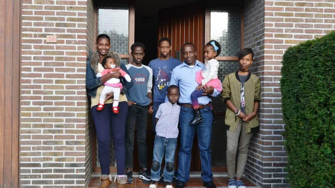 Caritas International Belgique L'histoire d'Espérance et Fidèle