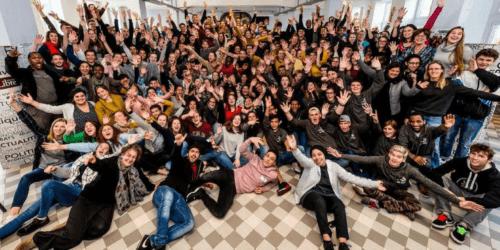 Caritas International 140 jeunes réunis pour le projet Move with Africa