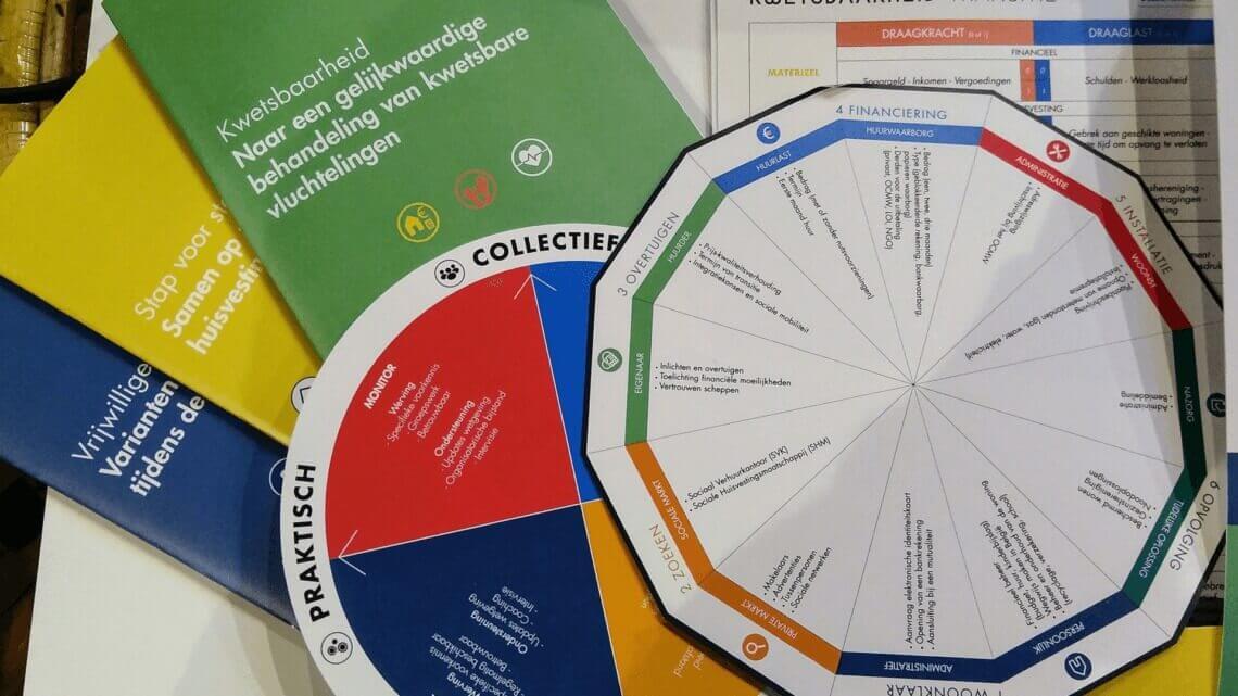 Caritas International België Transitie als hefboom voor een betere integratie