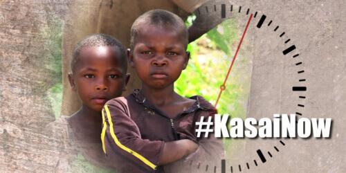 Caritas International België #KASAINOW – De stilte doorbreken