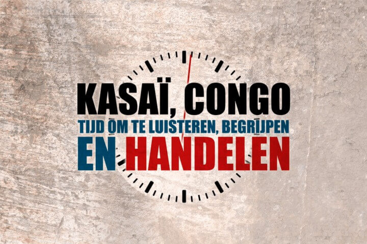 Caritas International België#KASAINOW – De stilte doorbreken