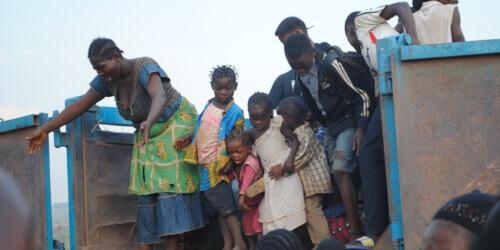Caritas International Plus de 3 millions de personnes ont faim au Kasaï