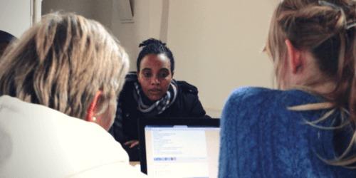 Caritas International België Housing-café Gent: samen op zoek naar een woning