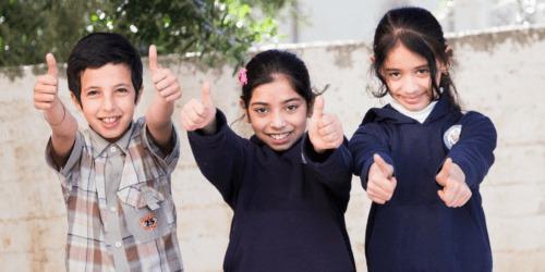 Caritas International België Uw mening telt: deel ze!