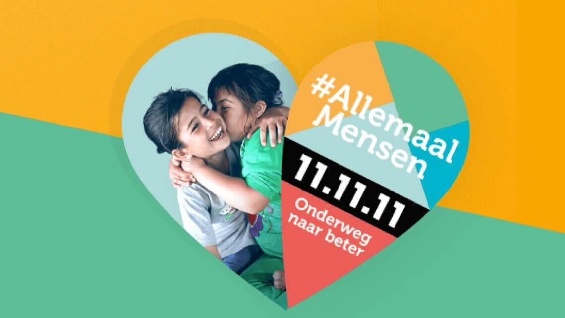 Caritas International België Goede resultaten voor migratiecampagne 11.11.11