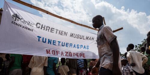Caritas International Belgique Chrétiens et musulmans travaillent ensemble
