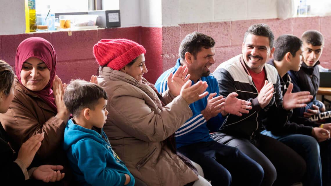 Caritas International Belgique Les États membres doivent favoriser une Europe accueillante