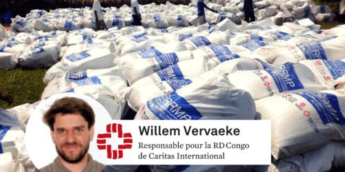 Caritas International Belgique « Les besoins sont énormes au Congo »