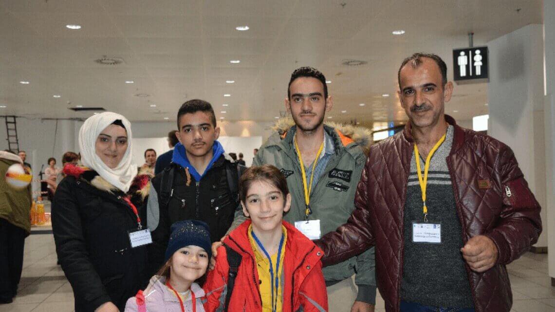 Caritas International België Solidaire opvang via lokale gemeenschappen
