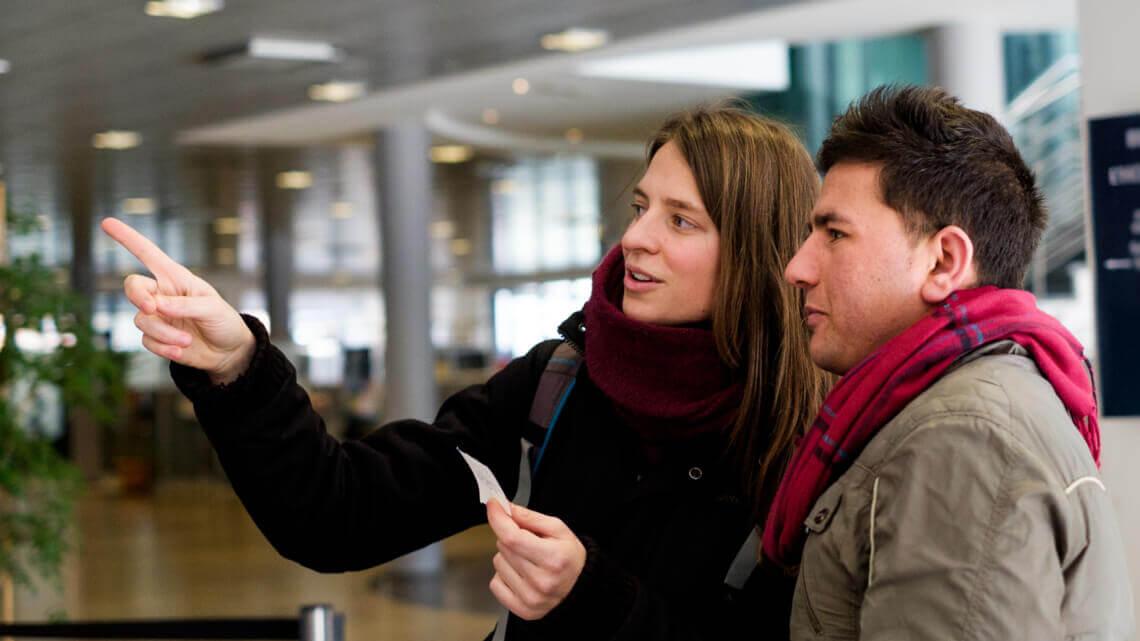 Caritas International België SHARE integratienetwerk voor hervestigde en gerelocaliseerde vluchtelingen