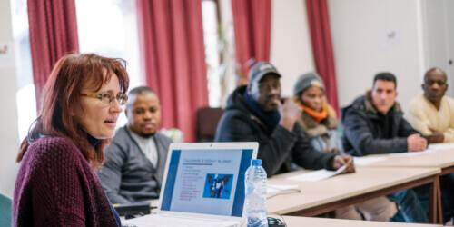 Caritas International Belgium Assistance during the family reunification process