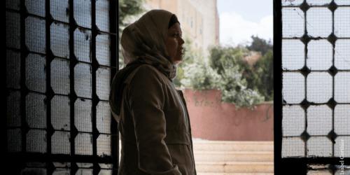 Caritas International België Het verhaal van Zahra