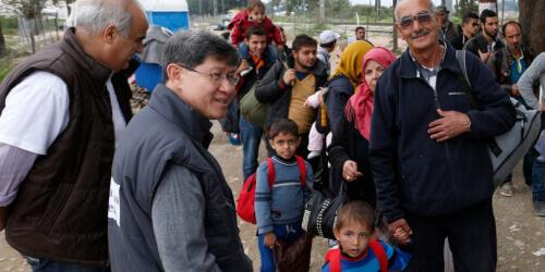Caritas International België Paasboodschap van kardinaal Tagle: Samen op weg met migranten