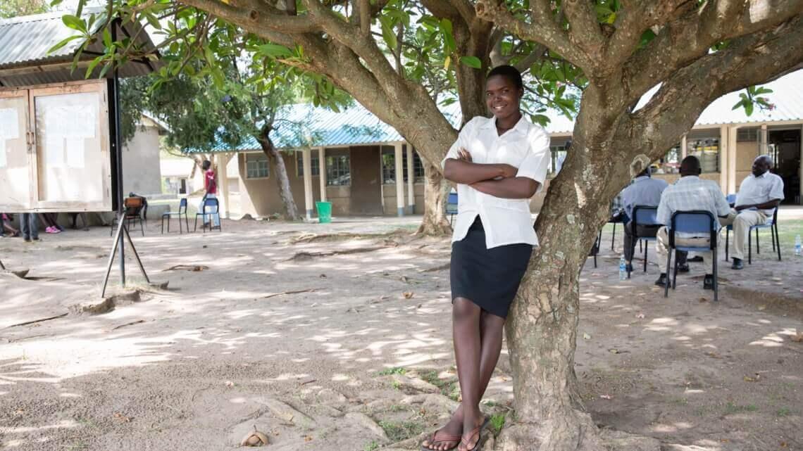 Caritas International Belgium Scholarship for young refugees in South Sudan