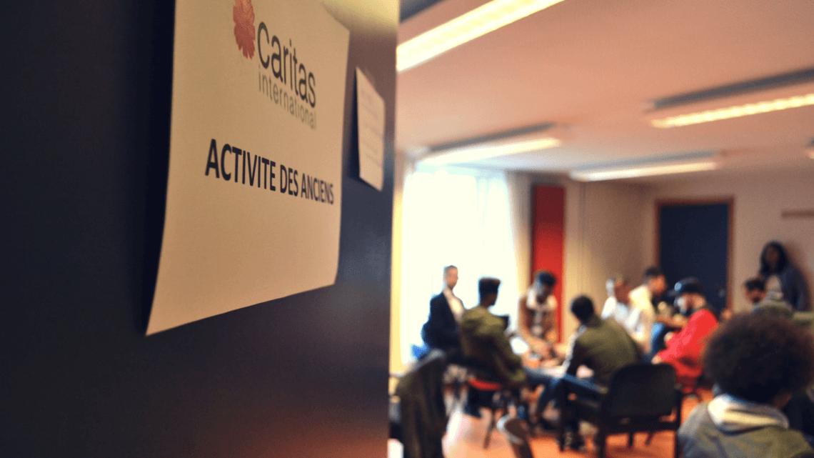 Caritas International Belgique «Si j'ai le temps, je veux aider»