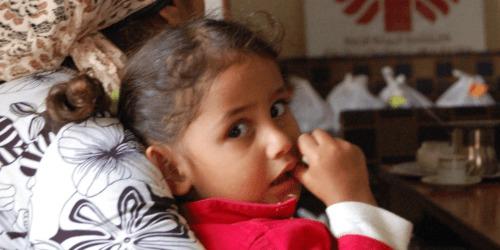 Caritas International België Syrië: hulp blijft hard nodig