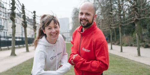 Caritas International België Samen gaan we de sportieve en solidaire uitdagingen aan