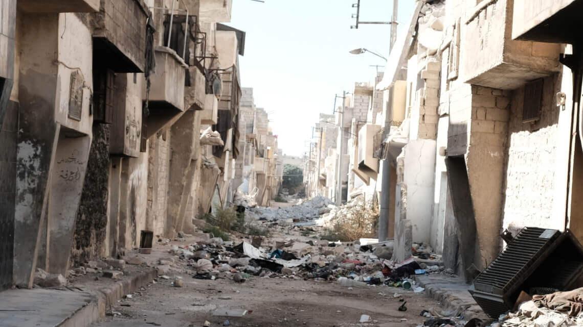 Caritas International België Zij blijven in Syrië. Blijf hen nabij