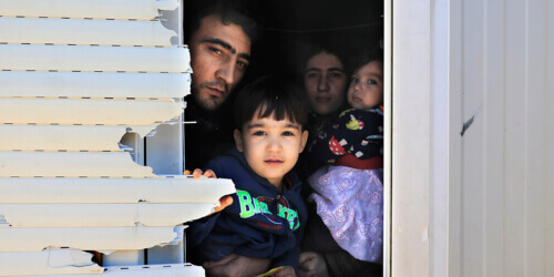 Caritas International België Stop de vernedering van migranten op de Griekse eilanden