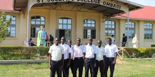 Caritas International Belgique Une bourse d'étude pour des jeunes réfugiés du Soudan du Sud