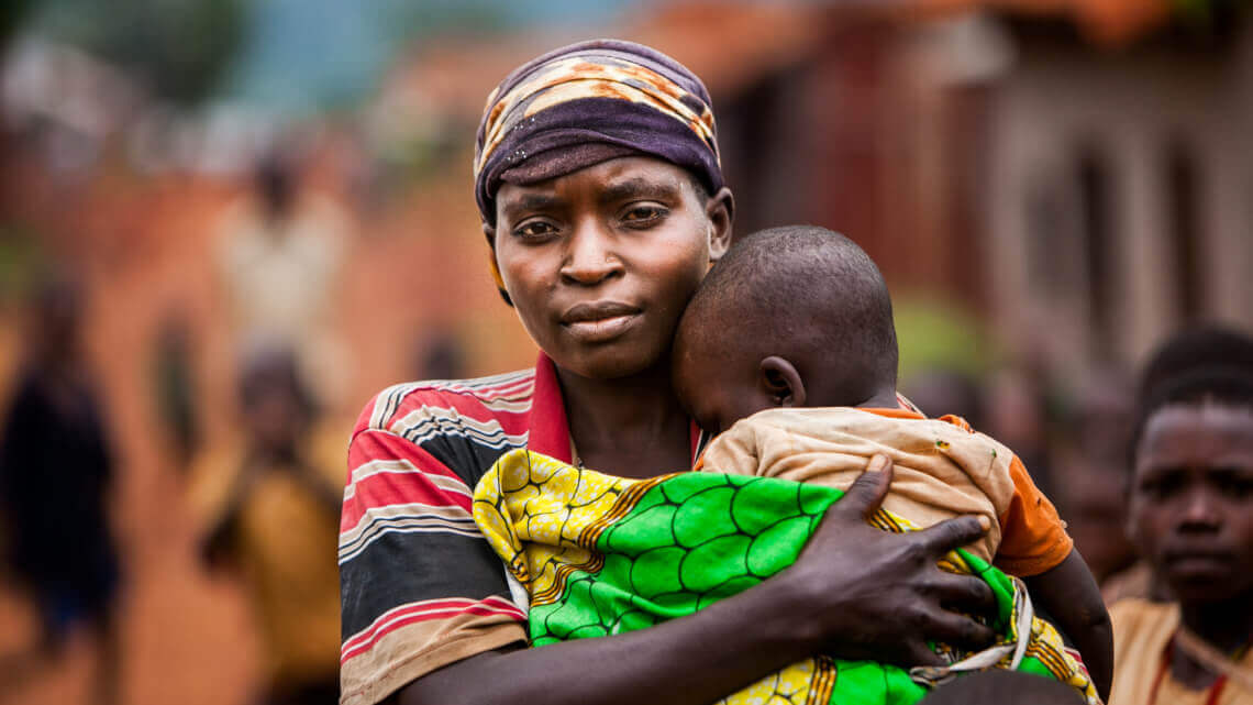 Caritas International Belgique Résilience des populations vulnérables aux risques de catastrophe au Burundi