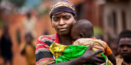 Caritas International België Weerbaarheid vergroten van de kwetsbare bevolking die risico loopt op rampen