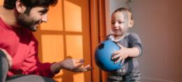 Caritas International Menu