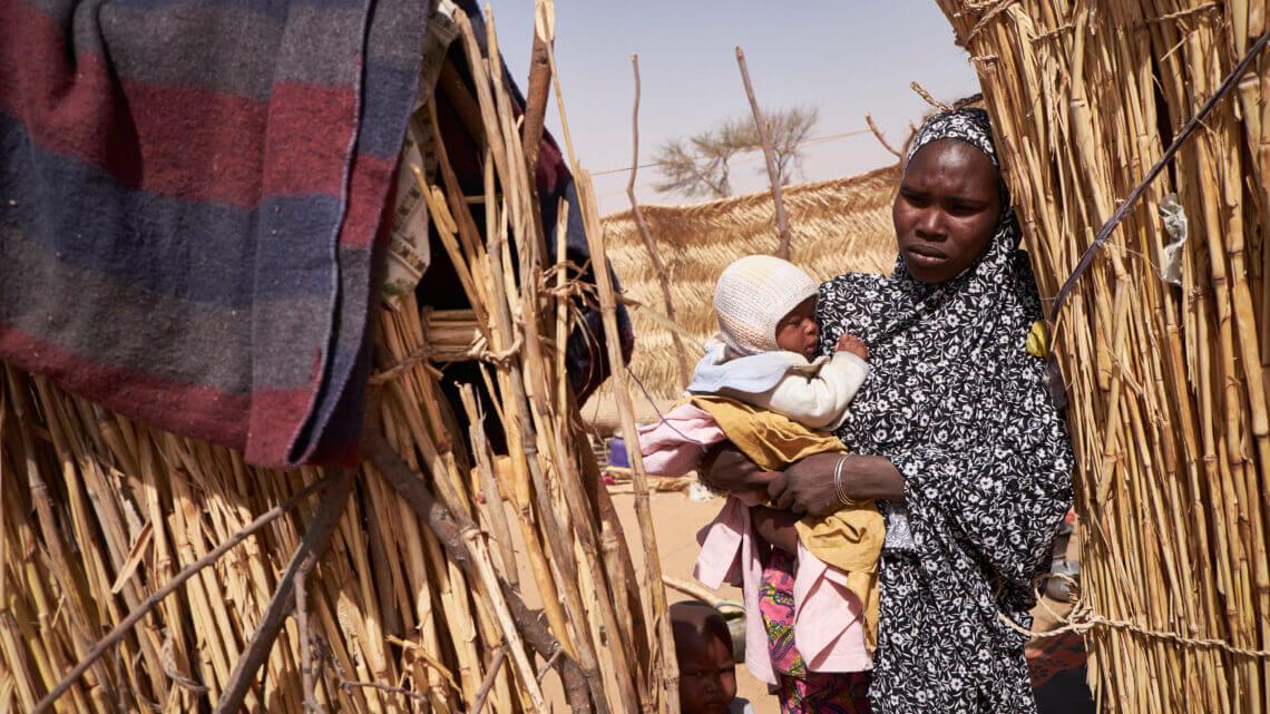 Caritas International België Weerbaarheid vergroten van de kwetsbare Nigerese bevolking die risico loopt op rampen