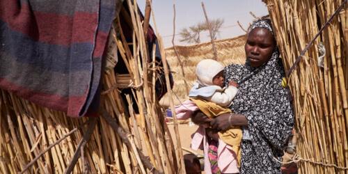 Caritas International Belgique Résilience des populations vulnérables aux risques de catastrophe au Niger
