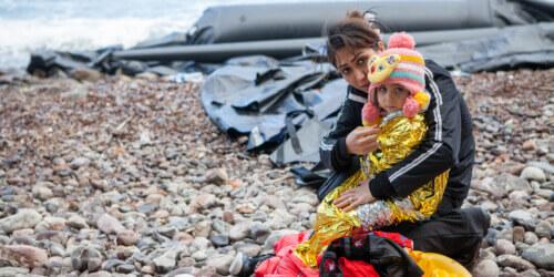 Caritas International België Voor een verantwoordelijk en zorgzaam Europa, thuis en wereldwijd