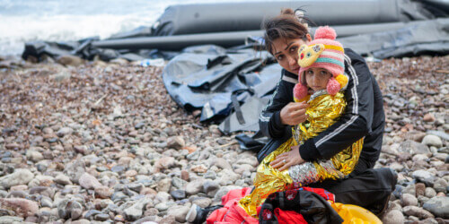 Caritas International Belgium In favor of a responsible and caring Europe, at home and abroad
