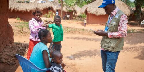 Caritas International Belgique Bilan de la veille humanitaire du réseau Caritas au Congo