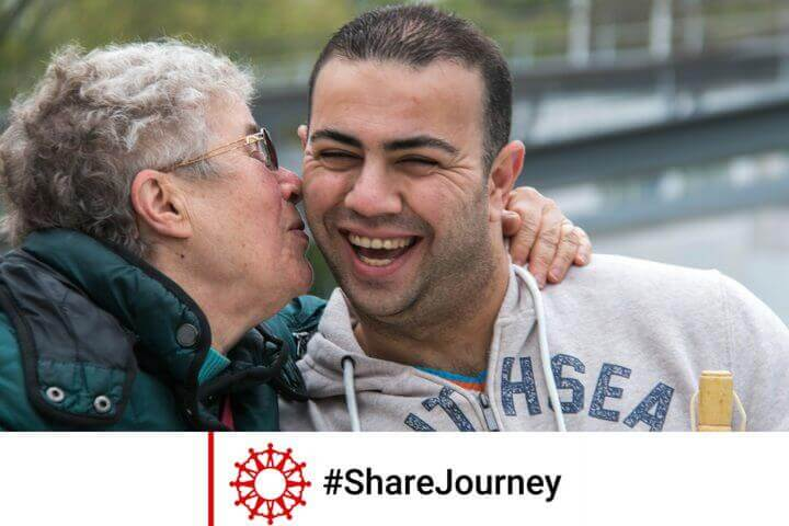 Caritas International BelgiëSamen op weg #ShareJourney