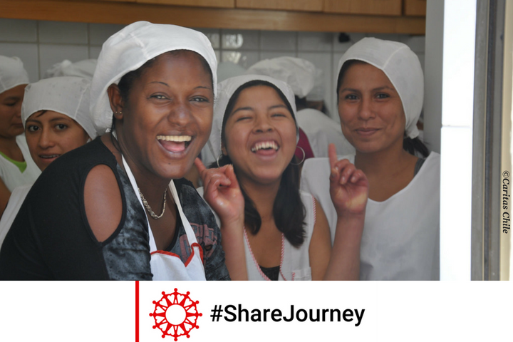 Caritas International BelgiquePartager le chemin #ShareJourney