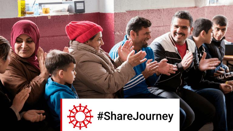 Partager le chemin #ShareJourney